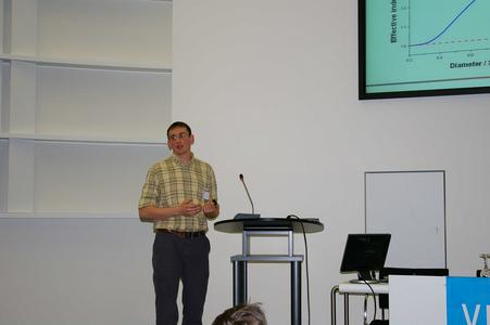 3rd Workshop on Terahertz Technology, Kaiserslautern, 4.-5. March 2008